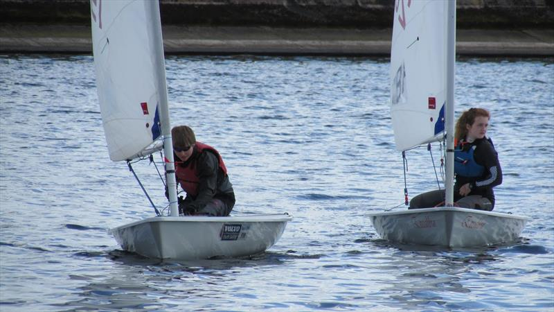 Laser Midlands Grand Prix at Blithfield photo copyright Phil Mason taken at Blithfield Sailing Club and featuring the Laser Radial class