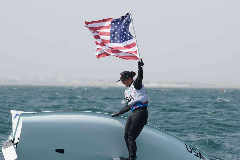 Charlotte Rose - 2019 Pan American Games Lima - photo © US Sailing