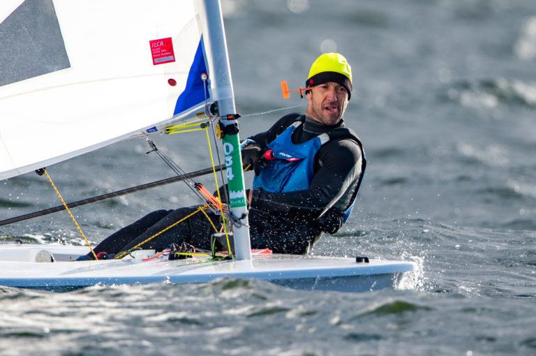 2020 Laser Senior Europeans in Gdansk, Poland day 2 - photo © Thom Touw / www.thomtouw.com