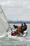 Racing in the 2009 Nore Race on the Thames Estuary © Graeme Sweeney / www.MarineImages.co.uk