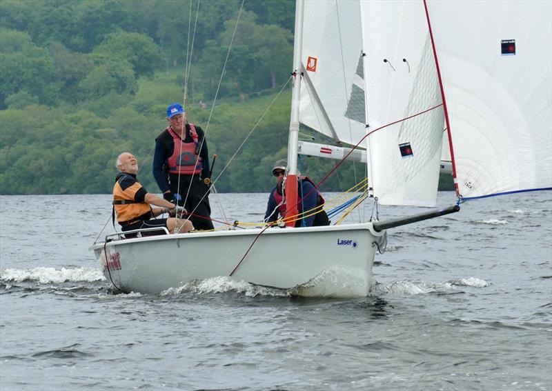 GJW Direct Bala Windward Leeward Challenge - photo © John Hunter