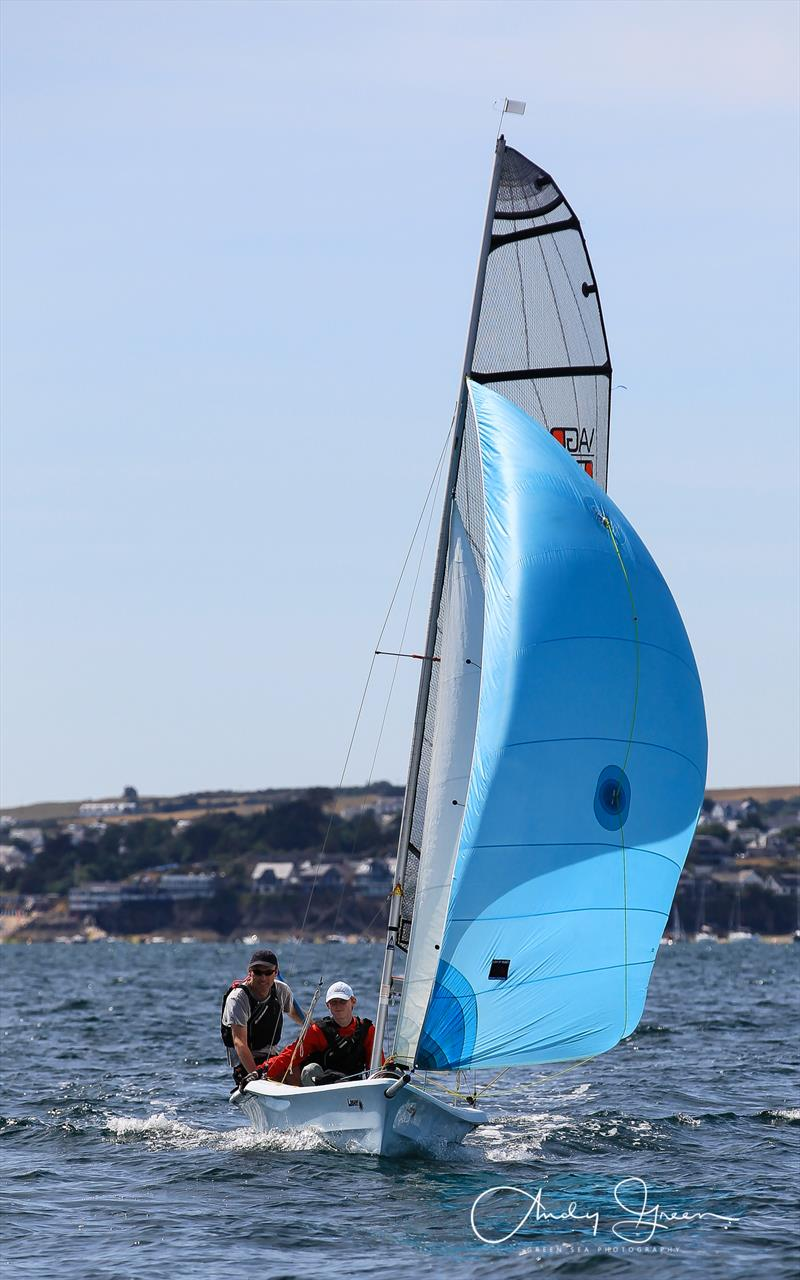 GJW Abersoch Dinghy Week 2018 photo copyright Andy Green / www.greenseaphotography.co.uk taken at South Caernarvonshire Yacht Club and featuring the Laser Vago class