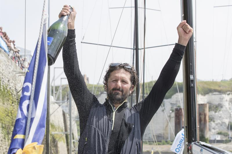 Number Crunching on the 50th anniversary of La Solitaire URGO Le Figaro