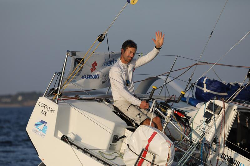 Phil Sharp takes 13th in La Solitaire du Figaro