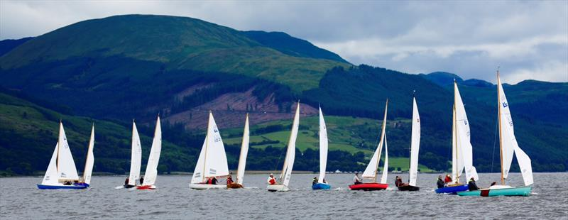 Loch Long One Design Championship - photo © Shona Shields and Carol Anne Calder