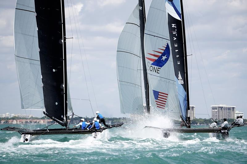 M32 Miami Winter Series Final - photo © M32 Series