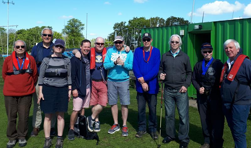 Marblehead interclub and GAMES event at Manor Park SC - photo © Colin Walton