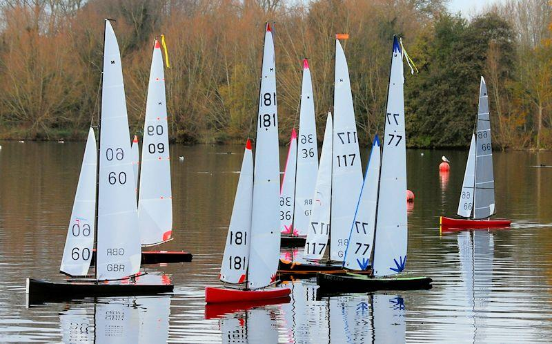 Marblehead GAMES event and Stan Cleal Trophy at Three Rivers - photo © Trevor Judd