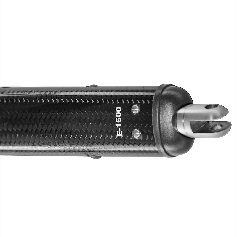 Spinlock new ultra-light EAC Carbon Tiller Extension - photo © Spinlock