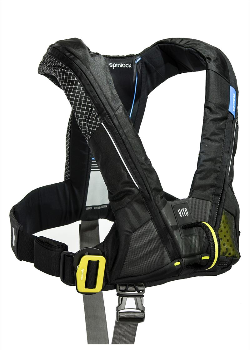 New Spinlock VITO Lifejacket photo copyright Spinlock taken at  and featuring the Marine Industry class
