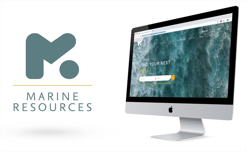 Marine Recruitment Specialist Marine Resources announces major rebranding