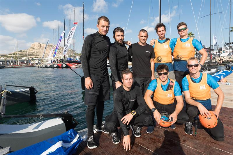 Alicante Match Cup final day - photo © Ian Roman / WMRT