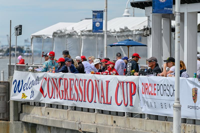 55th LBYC Congressional Cup day 4 - photo © Tom Walker