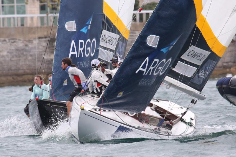 2018 Argo Group Gold Cup day 4 - photo © Charles Anderson / RBYC