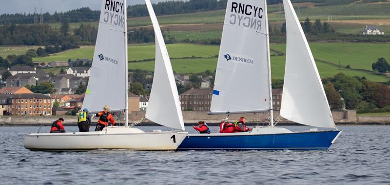 Blind Match Racing Worlds - photo © Neill Ross / www.neillrossphoto.co.uk