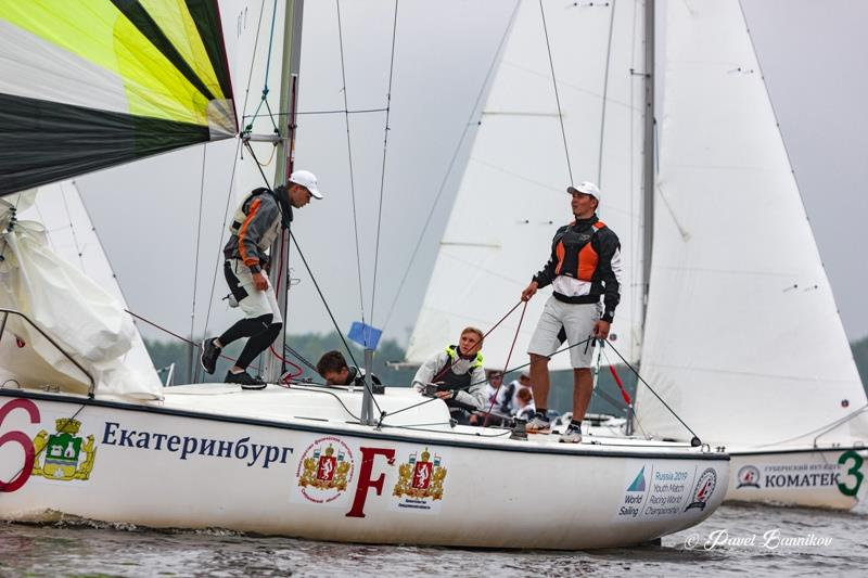 2019 Youth Match Racing World Championship - photo © Event Media
