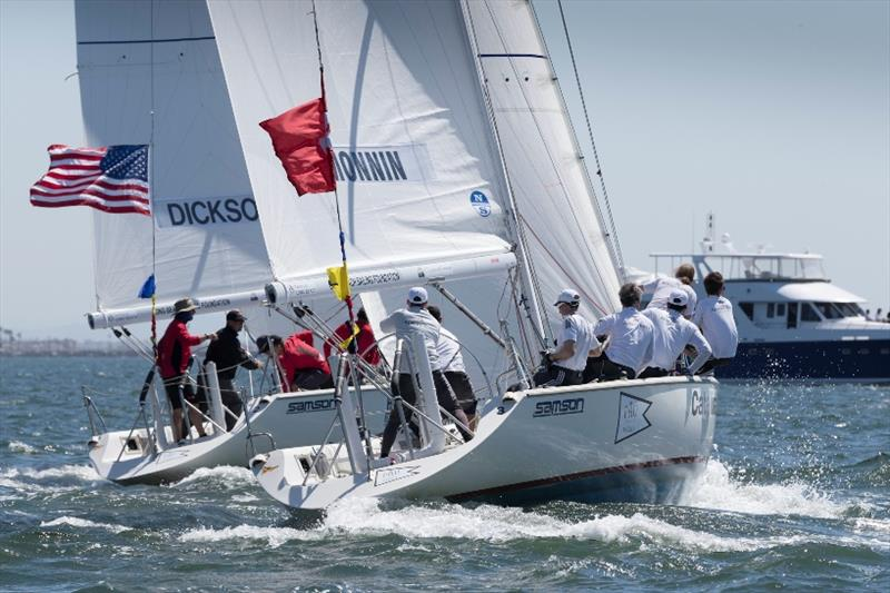 The Congressional Cup® Regatta, Long Beach CA - photo © Ian Roman