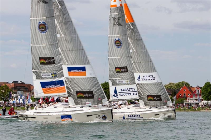 Match Race Germany, Lake Constance - photo © Brian Carlin / AWMRT