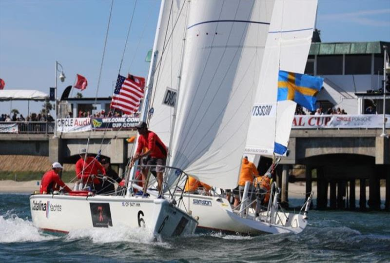 56th Congressional Cup dates set