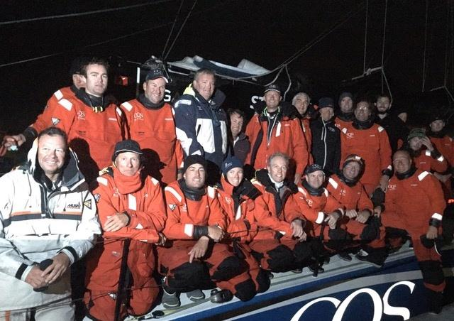 Ludde Ingvall's CQS finish the 47th Rolex Fastnet Race - photo © CQS
