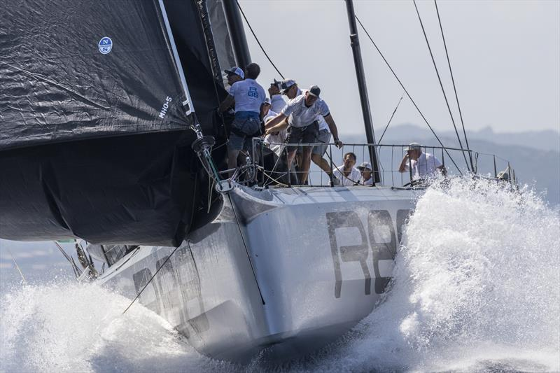 Rambler 88 on day 1 of the Maxi Yacht Rolex Cup - photo © Studio Borlenghi / International Maxi Association