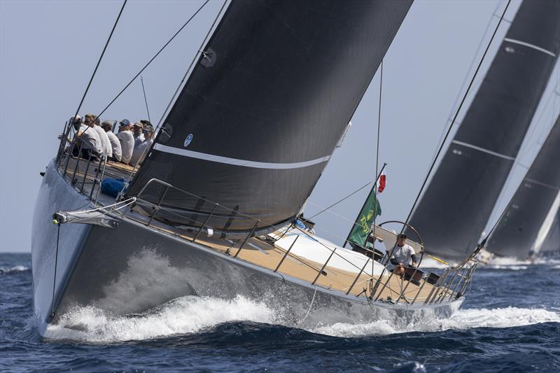 Among the Maxi Racer-Cruisers, the Reichel/Pugh 90 All Smoke prevailed on day 1 of the Maxi Yacht Rolex Cup - photo © Studio Borlenghi / International Maxi Association