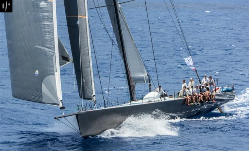Super Maxi RIO photo copyright Race Yachts taken at  and featuring the Maxi class