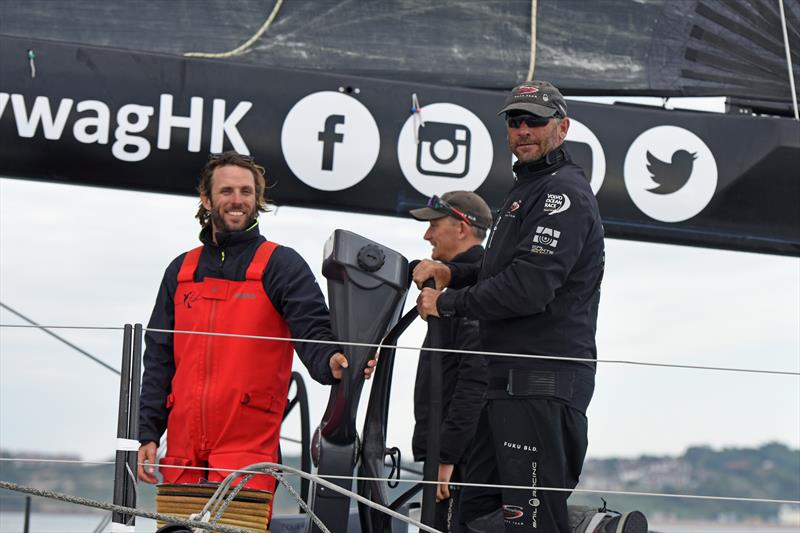 Scallywag takes line honours in the Transatlantic Race 2019 - photo © Rick Tomlinson / www.rick-tomlinson.com
