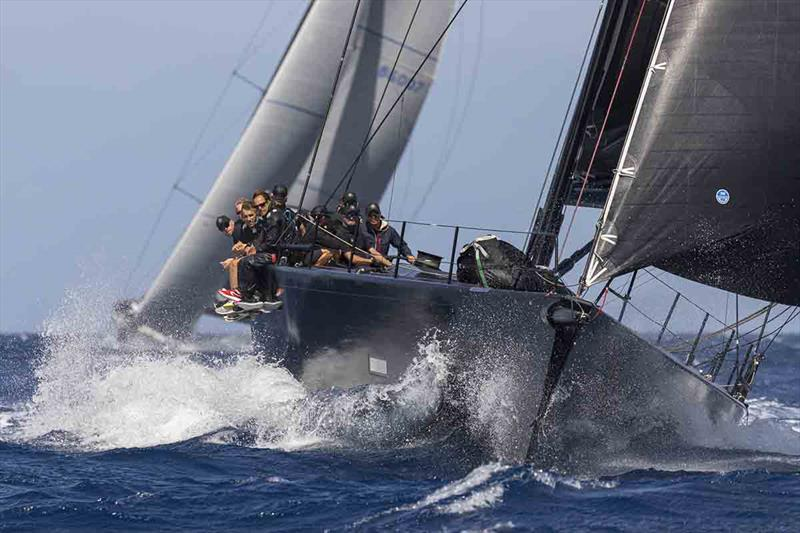 Terry Hui's Lyra defended her title in the Wally class - 2019 Maxi Yacht Rolex Cup - photo © Studio Borlenghi / International Maxi Association