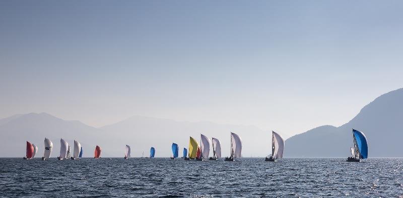 93cb2dbb3788b7 2018 Melges 24 European Sailing Series  XV Lino Favini Cup sets sails for  final regatta