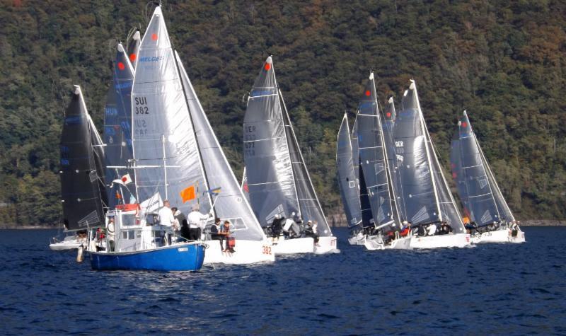 192186bf09e4af 2018 Melges 24 European Sailing Series at Lake Maggiore