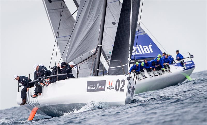 Inga from Sweden, 1st Melges 40 on day 3 at Sail Racing PalmaVela - photo © Sail Racing PalmaVela / Maria Muina