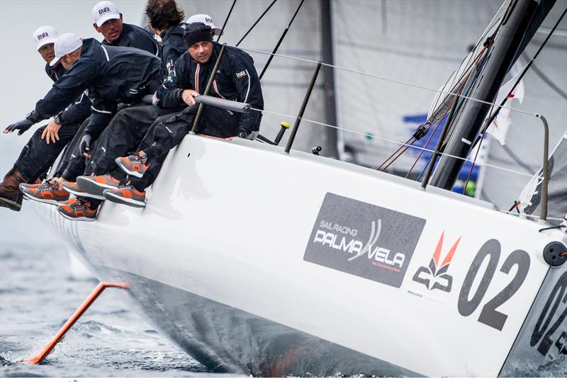 Inga from Sweden, 1st Melges 40 at Sail Racing PalmaVela - photo © Sail Racing PalmaVela / Maria Muina