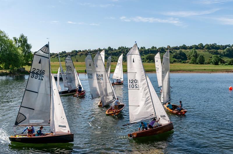 Craftinsure Merlin Rocket Silver Tiller Open at Upper Thames Sailing Club