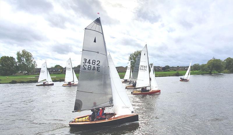 Merlin Rocket Weekend at Hampton Sailing Club