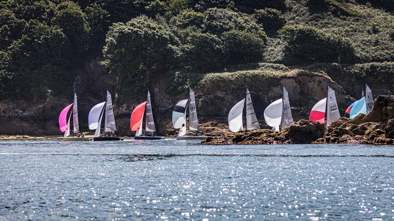 Join the queue - ilovesailing June winner - photo © Tony Ketley