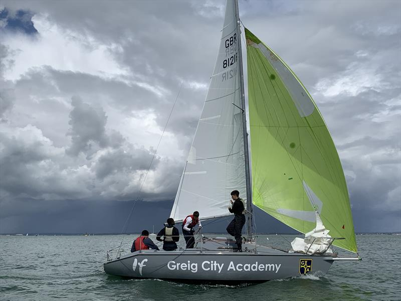 Scaramouche Sailing Trust sailing into September