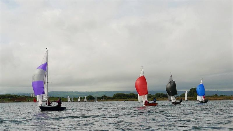 Miracle Welsh Championship at Shotwick Lake  - photo © Doug Pinch