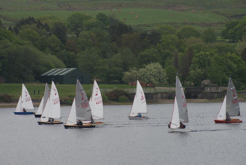 2019 Miracle Northern Championship at Delph Sailing Club