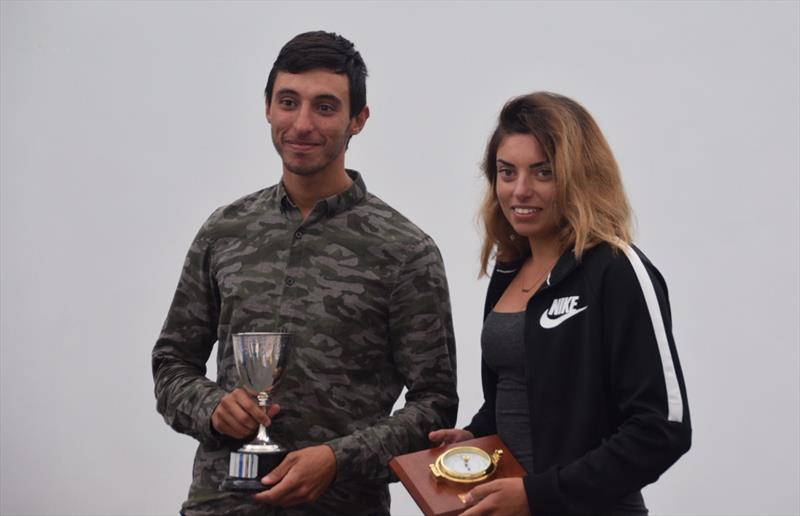 Miracle Nationals at Pwllheli: Runners-up Andrew and Michela Mifsud - photo © Brian Jones