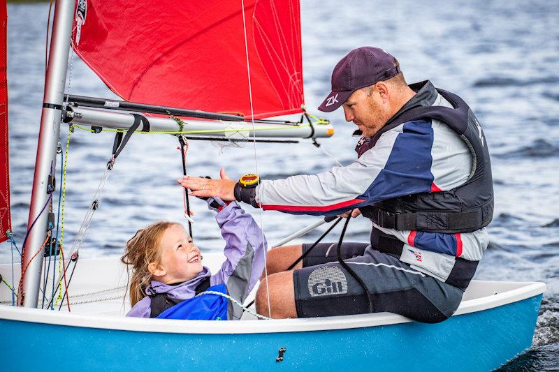 The ONE Bassenthwaite Lake Sailing Week - photo © Peter Mackin