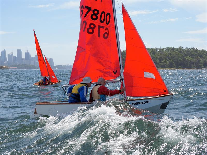 18th Mirror Worlds in Sydney - photo © Robert Owe-Young