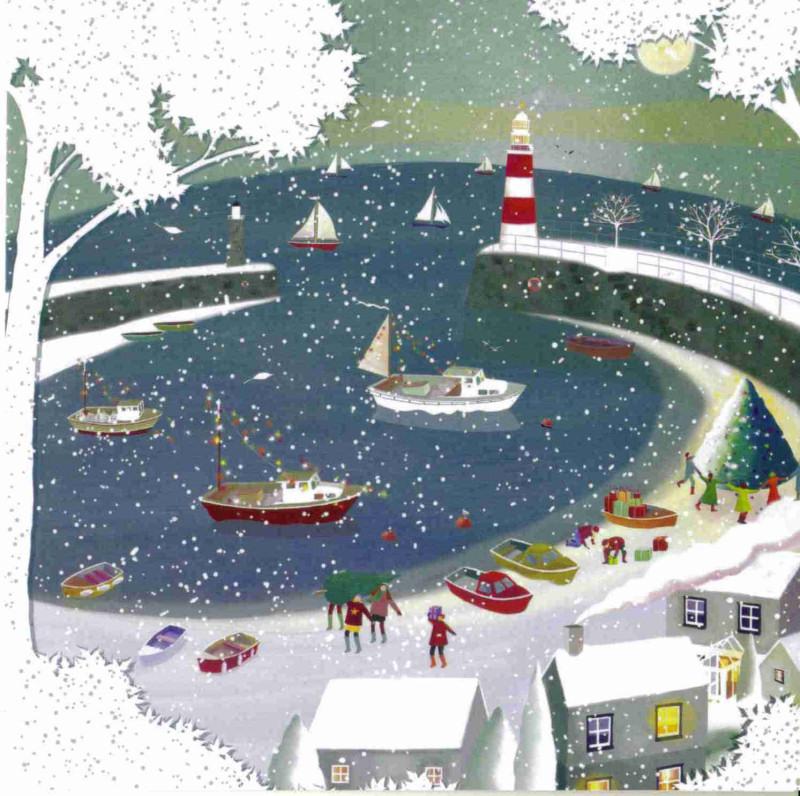 Sail 4 Cancer Christmas cards
