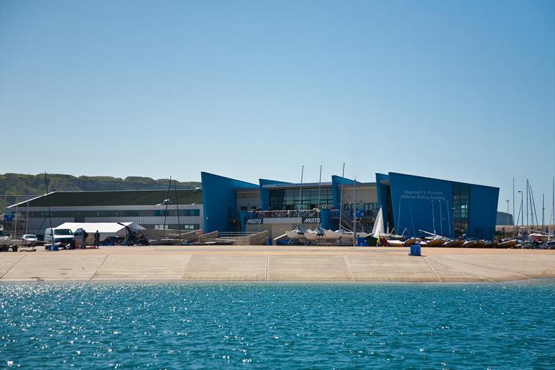 Weymouth & Portland National Sailing Academy - photo © WPNSA