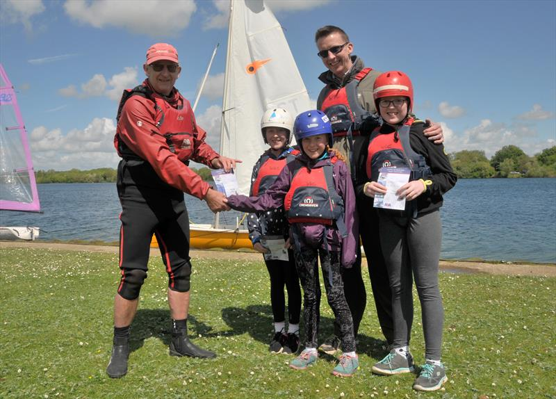 Push the Boat Out day at Whitefriars Sailing Club - photo © Alistair Baird