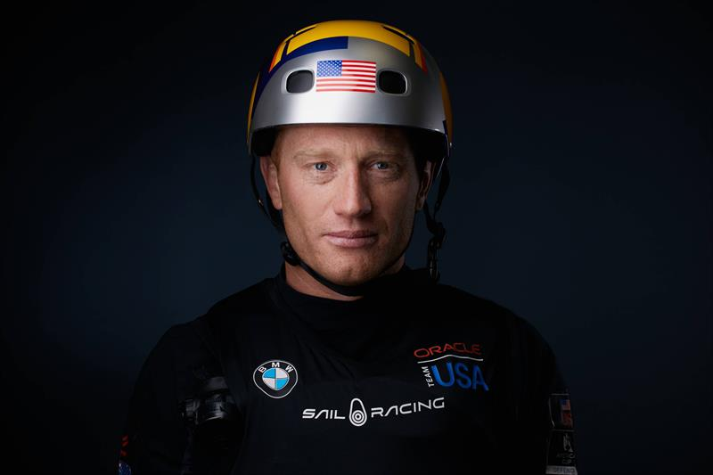 Skipper and helmsman of the Oracle Team USA Jimmy Spithill prior to the 35th Louis Vuitton America's Cup in Hamilton, Bermuda - photo © Peter Hurley / ACEA / Red Bull Content Pool