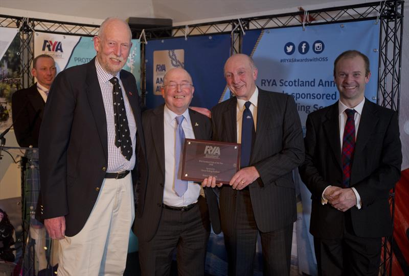 Solway Yacht Club scoops the 2018 RYA Scotland Club of the Year Award - photo © Marc Turner / RYA Scotland