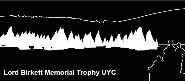 Lord Birkett Memorial Trophy - photo © UYC