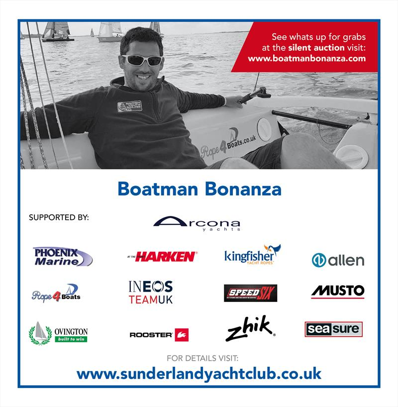 Boatman Bonanza sponsors - photo © Boatman Bonanza