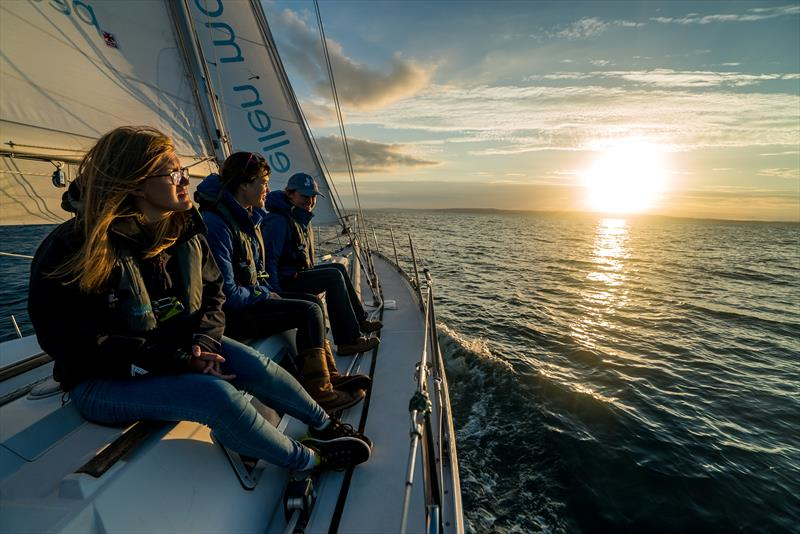 The Ellen MacArthur Cancer Trust sailed round Britain in 2017 - photo © Ellen MacArthur Cancer Trust